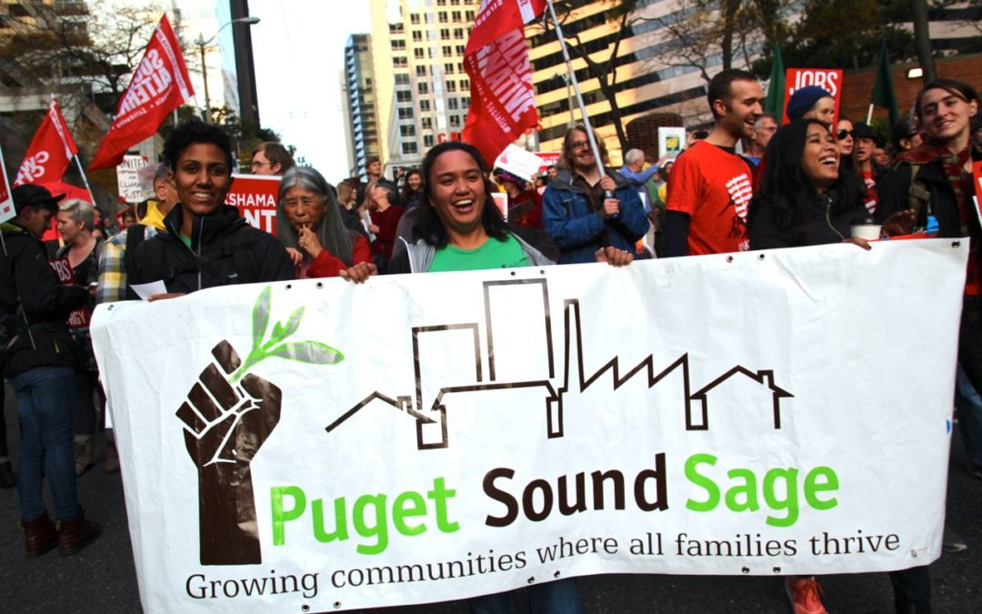 Puget Sound Sage Open House