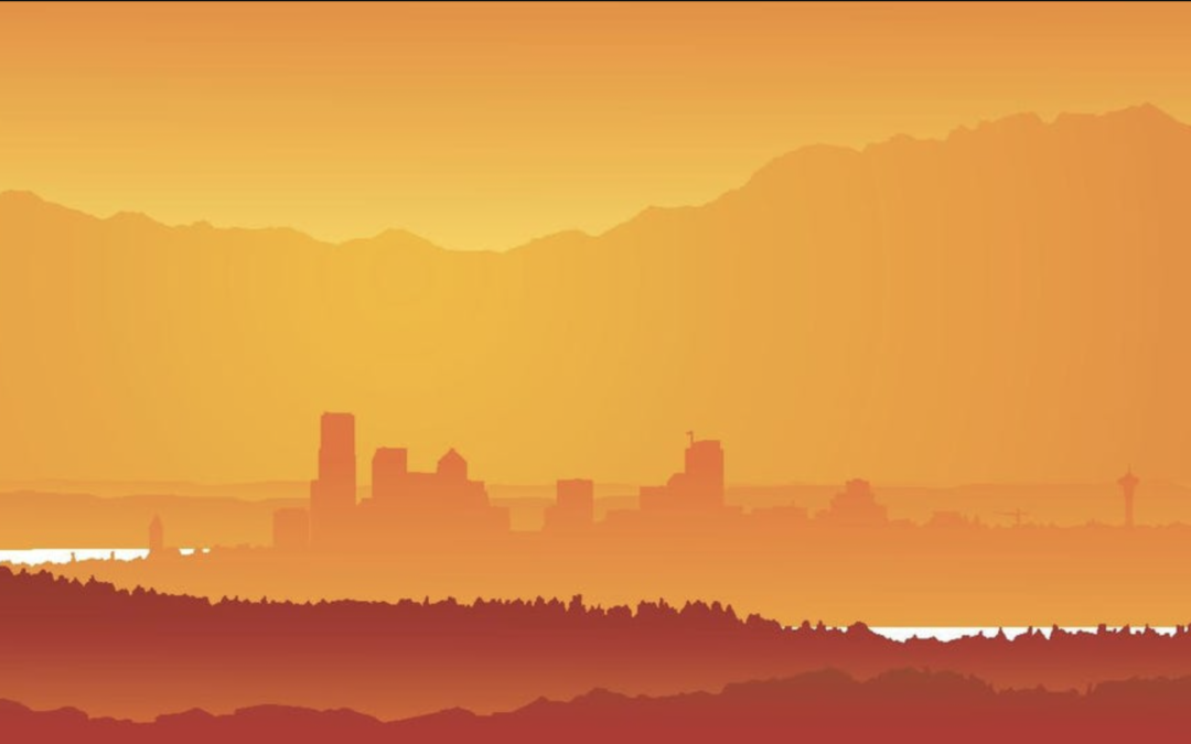 Seattle and King County Release New Research on Local Urban Heat Islands